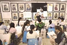 北京小泽画室教室图4
