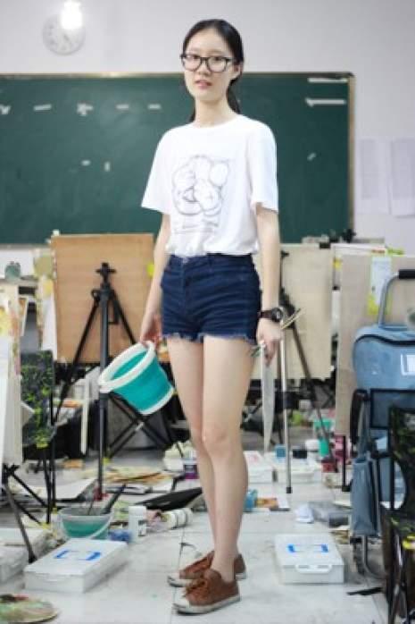 杭州白墙画室