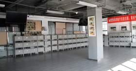 山西聚艺美术学校教室图2