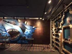成都首创画室食堂图2
