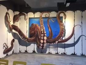 成都首创画室食堂图8