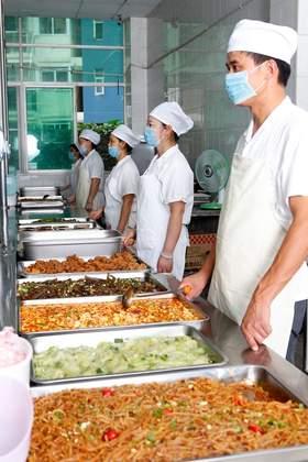 重庆天籁教育食堂图2