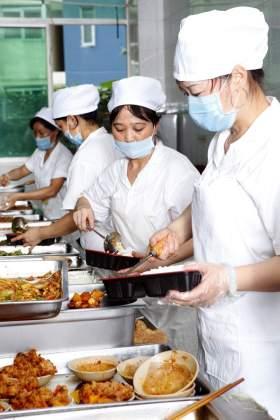 重庆天籁教育食堂图1