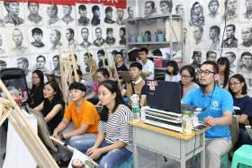重庆天籁教育教室图6