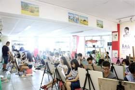 重庆天籁教育教室图7