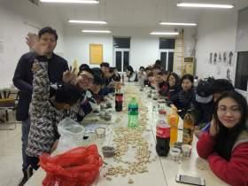 北京秋水画室食堂图3