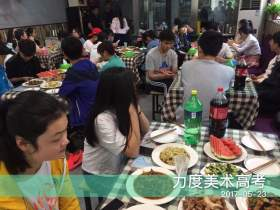 郑州力度画室食堂图6