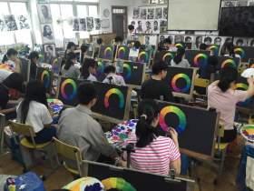 福州无象画室校园图4