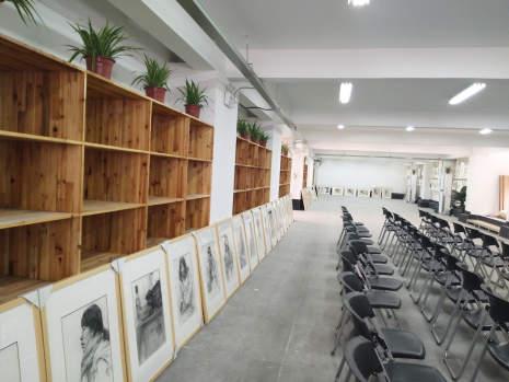 福建白塔岭画室