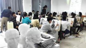 沈阳白山画室教室图8