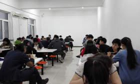 沈阳白山画室食堂图4
