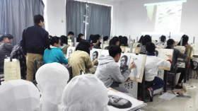 沈阳白山画室教室图2