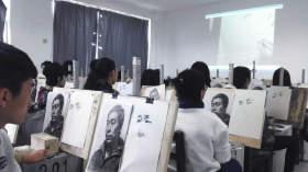 沈阳白山画室教室图1