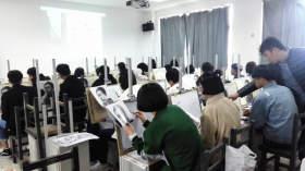 沈阳白山画室教室图5