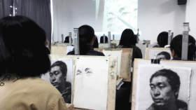 沈阳白山画室教室图3