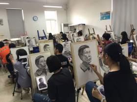 北京秋水画室教室图8
