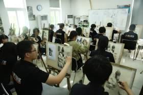 北京秋水画室教室图4