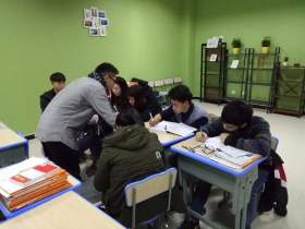 成都国一美术教室图7