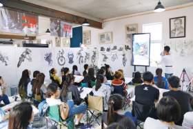北京七点画室教室图7