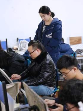 北京校尉美术教室图8