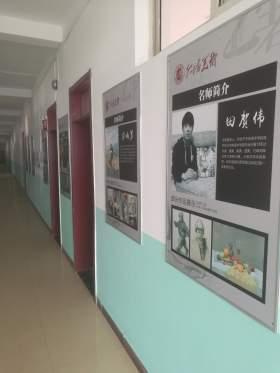 仁德美术培训学校教室图4
