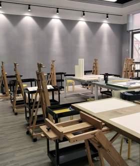 新校区教室