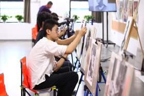 北京达人画室其它图2
