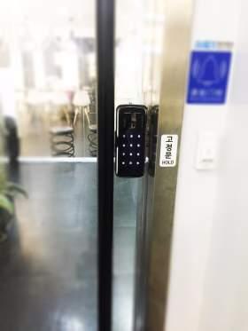 画室安全密码锁