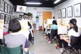北京壹加壹画室教室图7