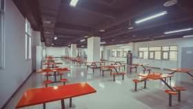 西安兄弟画室美术培训学校食堂图2