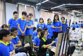 安徽空间美术学校教室图2