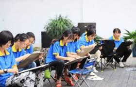安徽空间美术学校教室图5