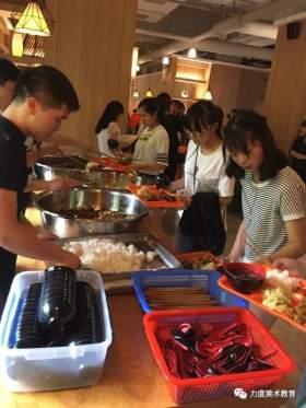 郑州力度画室食堂图3