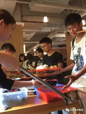郑州力度画室食堂图2