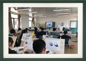 合肥艺晨美术学校教室图8