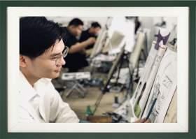 合肥艺晨美术学校教室图6