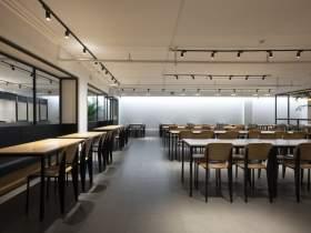 杭州吴越画室食堂图3