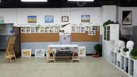 石家庄顺天画院教室图8