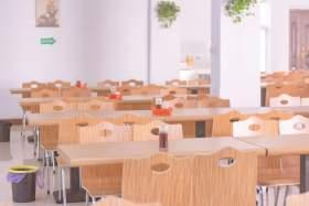 郑州八一画室食堂图5