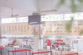 郑州八一画室食堂图6