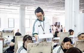 杭州白墻畫室教室圖6