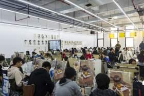 杭州東昱畫室教室圖3