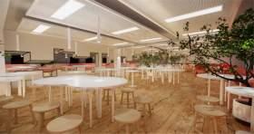 北京七点画室食堂图3