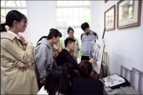 传承画室—教室环境