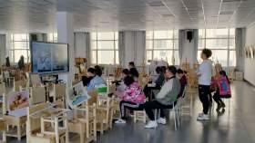 大庆玊彩美术学校校园图1