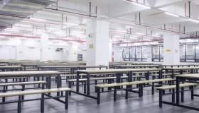 杭州鲸蓝画室食堂图1