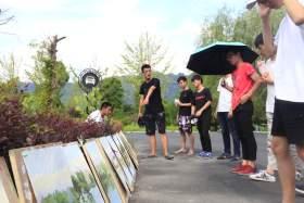 杭州鲸蓝画室教室图4