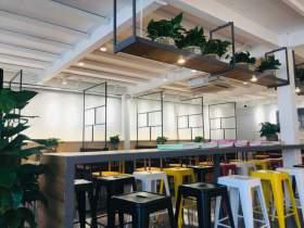 北京秋水画室食堂图1