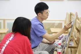 北京秋水画室教室图3