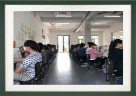 合肥艺晨美术学校教室图3